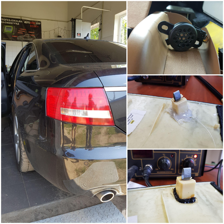 Naprawa Lampa Audi A6 C6 Led Avant Tyl Dabrowa Gornicza Olx Pl